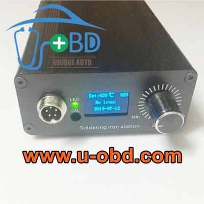 Portable soldering Iron