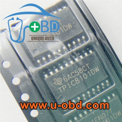 TPIC8101DW automotive ECM ECU commonly used driver chips