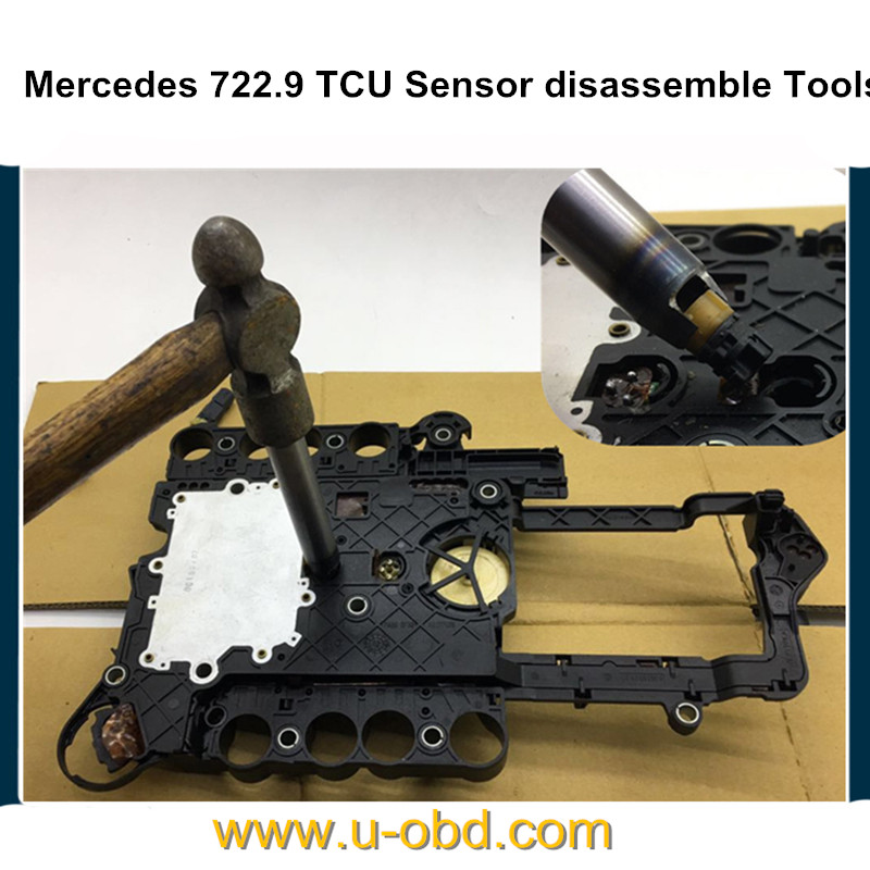 Mercedes Benz 7G transmission sensor