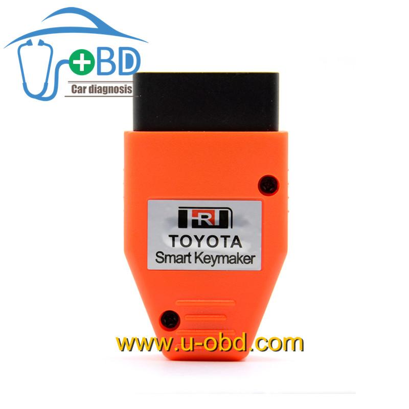 Toyata smart key maker for 4D chip