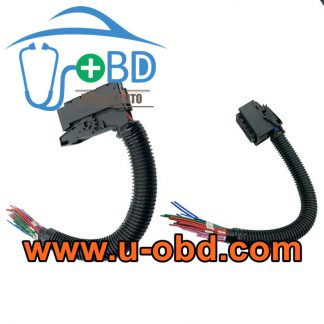 BOSCH EDC16 Connector 94 PIN 60 PIN plug cable set