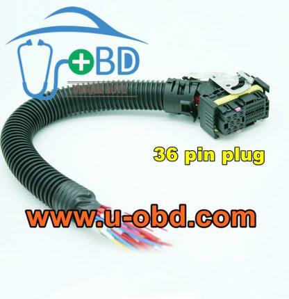 BOSCH EDC7 Connector 36 PIN Plug