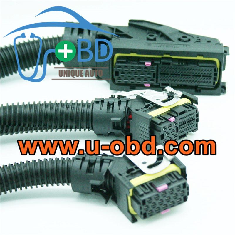 BOSCH EDC7 connector Cable set 89PIN 16PIN 36 PIN