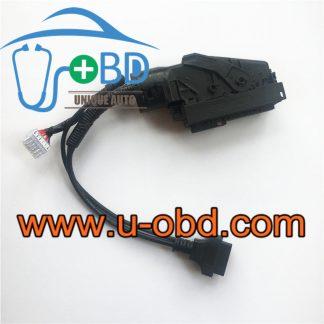 BOSCH EDC7 diagnose harness programming cables