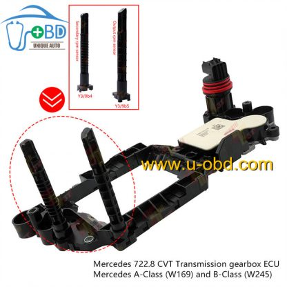 Transmission sensors Y39b4 and Y39b5 for Mercedes 722.8 gearbox control units ECU (3)