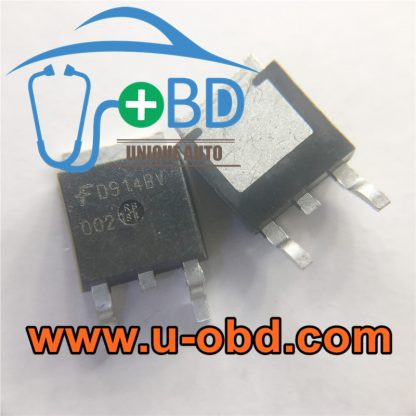 00211 Car ECU Commonly used ignition driver transistor