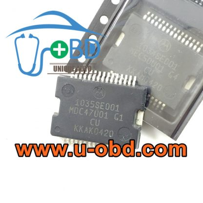 1035SE001 MDC47U01 car ECU commonly used vulnerable fuel injection chips