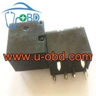 103T-1CH-C 12vdc 20a widely used automotive 10 feet relays