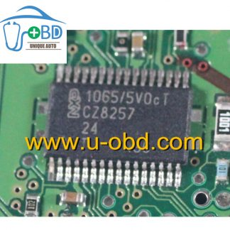1065 5V0cT 1065 5VOcT 1 CAN communication chip for automotive ECU
