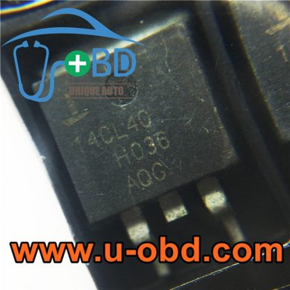 14CL40 Car ECU commonly used ignition driver transitors