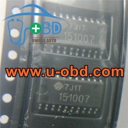 151007 Nissan CEFIRO ECU Commonly used Ignition driver chips
