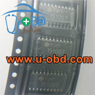 151007 Nissan ECU ignition driver chips
