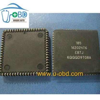 16202476 Vulnerable CPU for Delphi ITMS-6F ECU