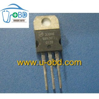 30046 Commonly used ignition driver transistors chip for automotive ECU