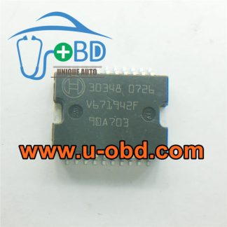 30348 BOSCH ECU Idle throttle chip
