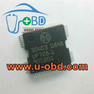 30403 BOSCH ECU fuel injection chips