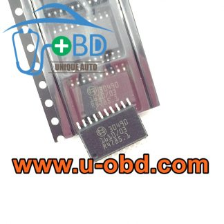 30490 BOSCH ECU Commonly used vulnerable ignition driver chips