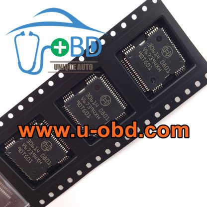 30614 BOSCH ECU Commonly used vulnerable fuel injection chips
