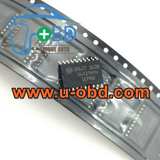 30637 BOSCH ECU Commonly used vulnerable ignition chips