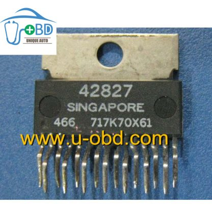 42827 Commonly used idle throttle driver chip for Delphi ECU