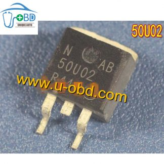 50U02 Commonly used ignition driver transistor chip for Motorala ECU