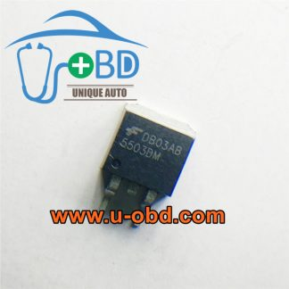 5503DM BOSCH ECU Commonly utilized ignition driver chips