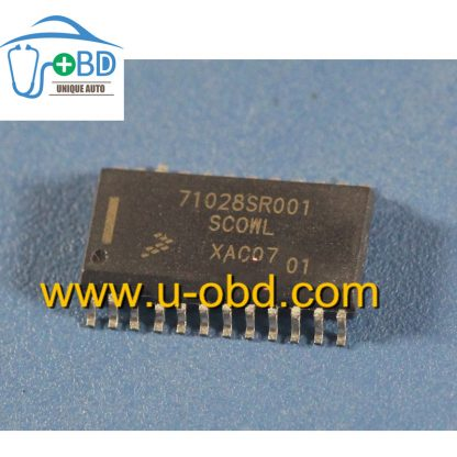 71028SR001 SCOWL Commonly used idle throttle driver chip for Ford ECU