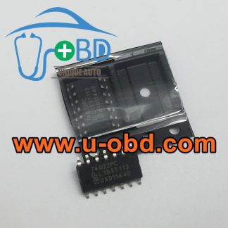 74022PC Car ECU Commonly used vulnerable ignition chips