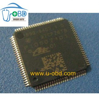 990-9407.1D P105071D1 CPU of automotive ECU 100 PIN