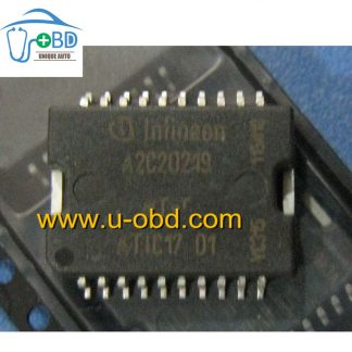 A2C20219 ATIC17D1 Commonly used power driver chip for Volkswagen SIEMENS ECU