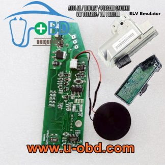 AUDI A8 CAYENNE BENTLEY TOUAREG PHAETON ELV emulator repair replacement board