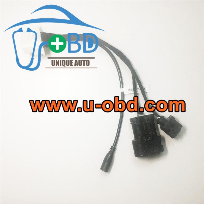 AUDI B8 A4 Q5 EPS test platform harness