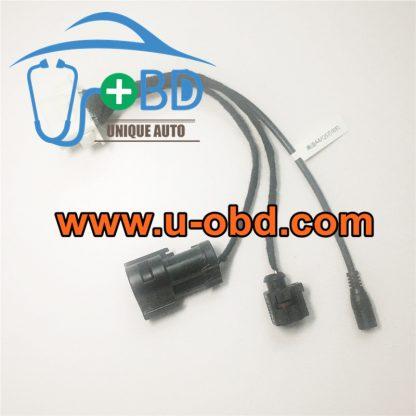 AUDI B8 A4 Q5 electric power steering test platform