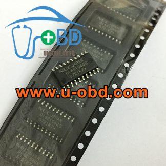 D166104GS TOYOTA ECU vulnerable fuel injection driver chips