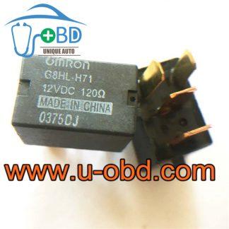 G8HL-H71-12VDC HONDA widely used relays