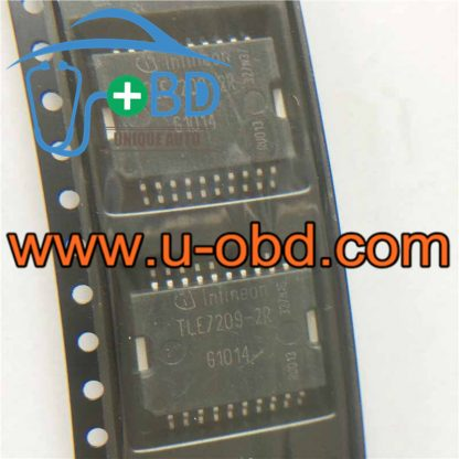 Infineon TLE7209-2R Widely used idle speed driver chip