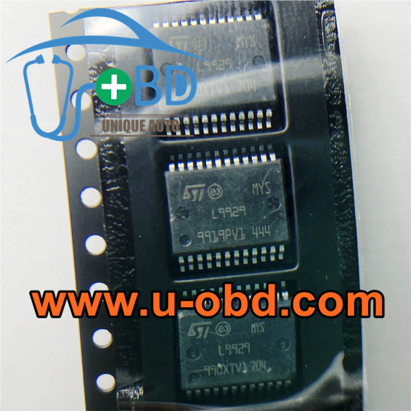 L9929XP BOSCH ECM Idle throttle driver chips