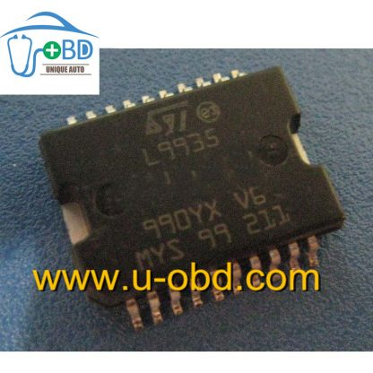L9935 Commonly used idle throttle driver chip for Chevrolet ECU