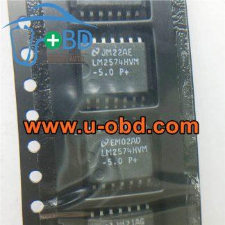 LM2574HVM-5.0 Commonly used ECU voltage regulator chips
