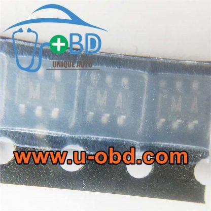 MA HONDA ECU idle throttle control driver chip