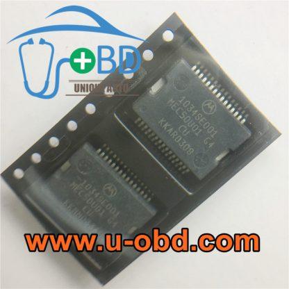MEC50U01 1034SE001 Ford Mondeo ECU fuel injection driver chips