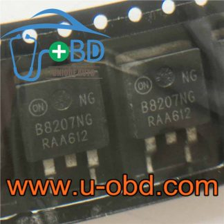 NGB8207NG Commonly used driver transistors for automotive ECU