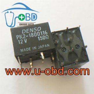 PK2-1800116 TOYOTA vulnerable relays