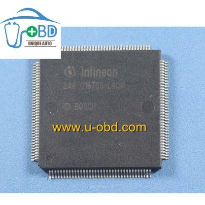 SAK-C167CS-L40M Commonly used CPU for automotive ECU