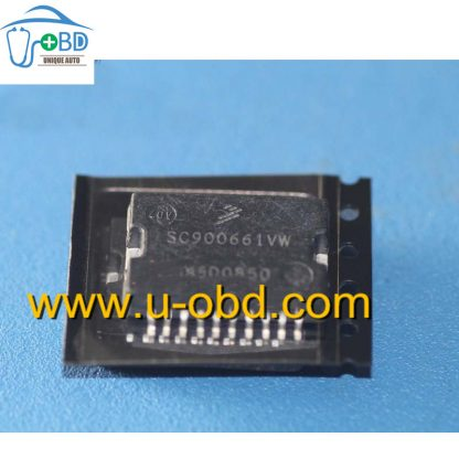 SC900661VW Commonly used idle throttle driver chip for Automotive ECU