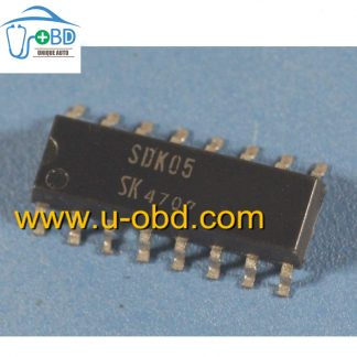 SDK05 Commonly used idle throttle driver chip for Mazda Mitsubishi ECU