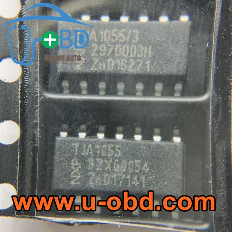 TJA1055 Automotive ECM CAN BUS Communication transceiver chips