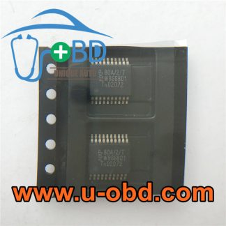 TJA1080A2T BMW MSV90 DME CAN Communication chip
