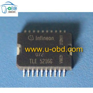 TLE5216G Commonly used idle throttle driver chip for Automotive ECU