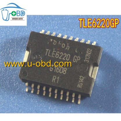 TLE6220GP TLE62206P Commonly used fuel injection driver chip for Mitsubishi ECU